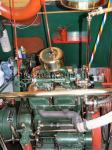 Engine Narrow boat engine