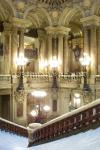 L`Opera Paris  balcony