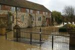 Tewkesbury under seige Flood waters in Tewkesbury, Jan 13th 2007